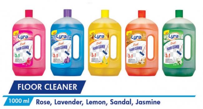 Lyra Floor Cleaner 1000ML