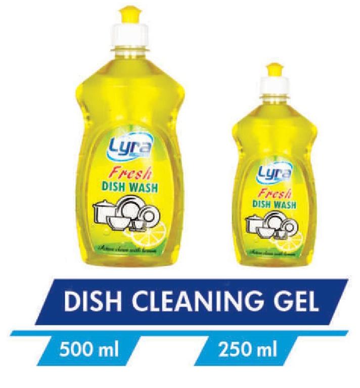 Dish Cleaning Gel 250ML  500ML
