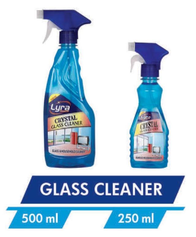 Glass Cleaner 250ML  500 ML