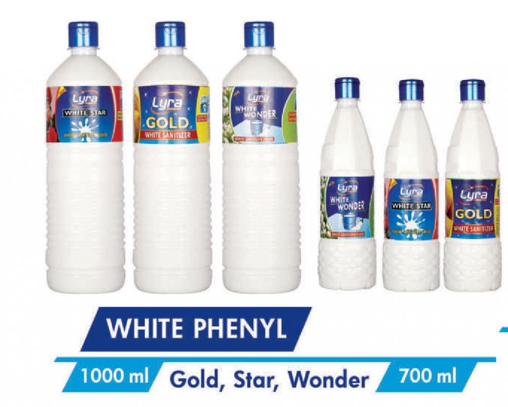 White Phenyl 1000ML / 700ML